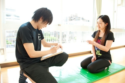 栃木県パーソナルトレーニング